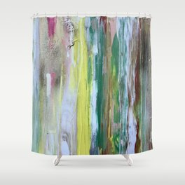 Abstract Painting #2 Shower Curtain