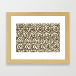 Feline Fun Framed Art Print