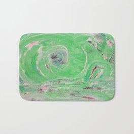 Innere Auge Nr.03 abstrakt Bath Mat