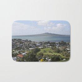 Rangitoto Island Auckland Bath Mat