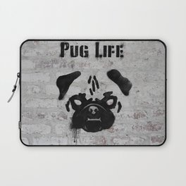 Pug Life Laptop Sleeve
