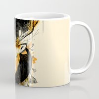 once upon a  time Mugs featuring Once Upon a Time by nicebleed