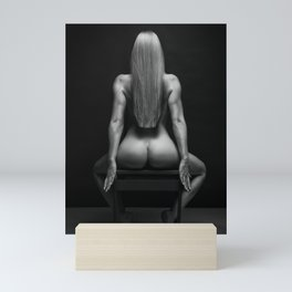 bodyscape Mini Art Print