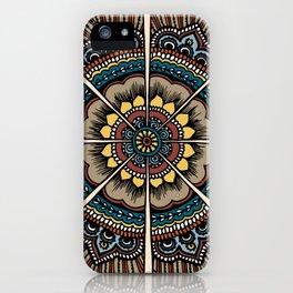 Byzantium con leche iPhone Case