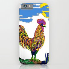 Rooster King. Slim Case iPhone 6s