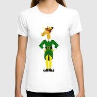 elf T-shirts featuring Elf Unicorn by That's So Unicorny