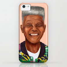 Hipstory - Nelson Mandela Slim Case iPhone 5c