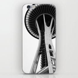 Variation on a Needle iPhone Skin