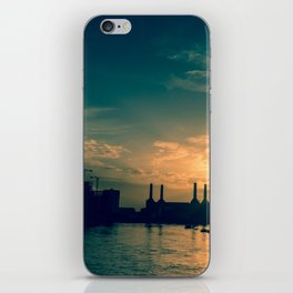 London Is The Place For Me iPhone Skin