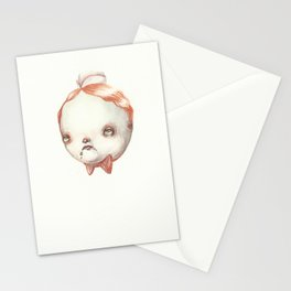 Ice Cream Boy Stationery Cards