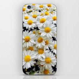 Daisy Mums iPhone Skin