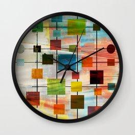 MidMod Graffiti 4.0 Wall Clock