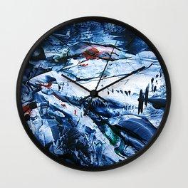 SiberianEastWind Wall Clock