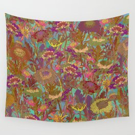 Morning Walk Wall Tapestry
