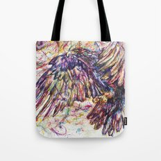 Eagle // Abuelo/A Tote Bag