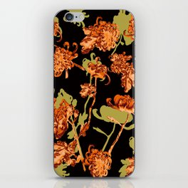 Floral Ladiva iPhone Skin