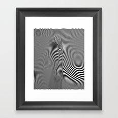 FLECT Framed Art Print
