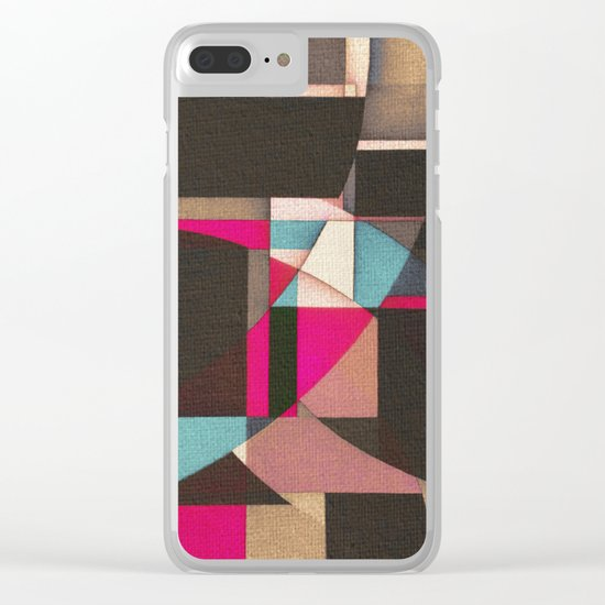 Mooring  in the Port Clear iPhone Case