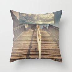 Lestnitsa Throw Pillow