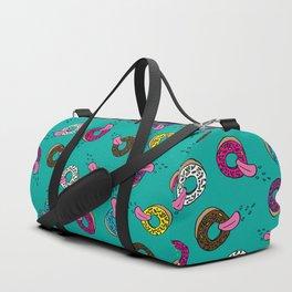 Donut Lickin's Duffle Bag