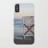 Guard Tower Slim Case iPhone X