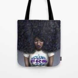 Volume Fro Life Tote Bag