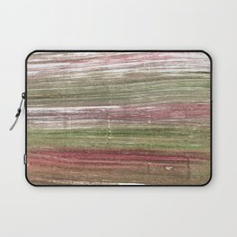 Striped abstract Laptop Sleeve