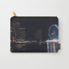 Yokohama Night Life Carry-All Pouch
