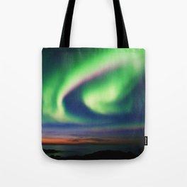 The Northern Lights 02 Tote Bag