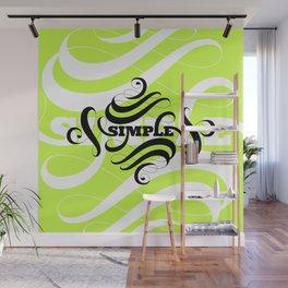 Simple Wall Mural