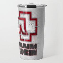 Rammstein Travel Mug