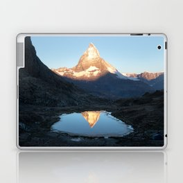 Matterhorn Sunrise Laptop & iPad Skin