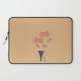 Salt Peanuts Laptop Sleeve