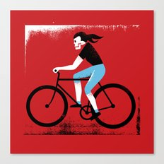 Ride or Die No. 2 Canvas Print