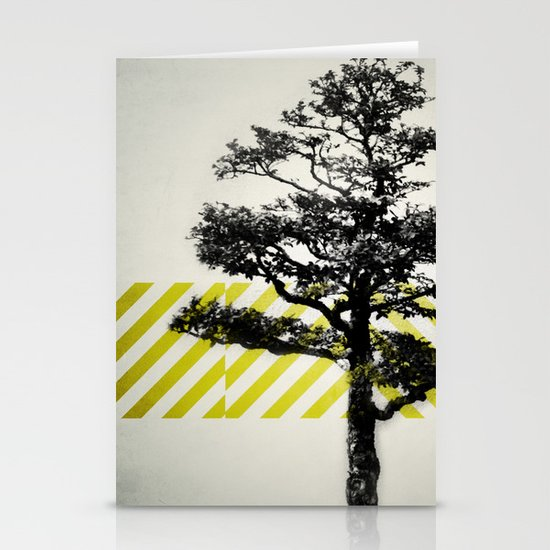 Ulmus parvifolia (Defying the Odds) Stationery Cards