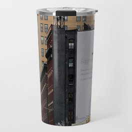On the streets in NYC Travel Mug