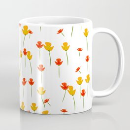 It suddenly blossoms Coffee Mug