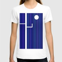 discount T-shirts featuring Surreal night by R J R