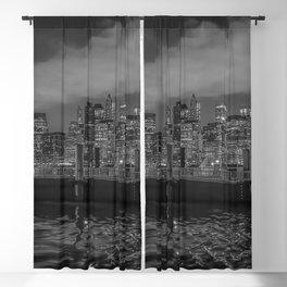 NYC Illuminated Blackout Curtain