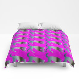 Wolf pattern Comforters