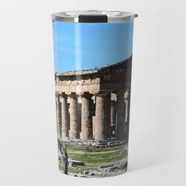 templi di paestum Travel Mug