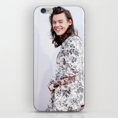 Harry Styles iPhone & iPod Skin