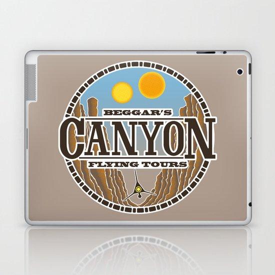 Beggar's Canyon Tours Laptop & iPad Skin