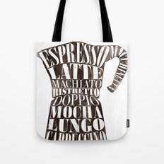 Moka Tote Bag