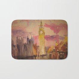 London time Bath Mat
