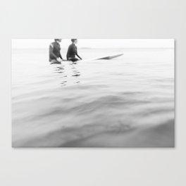 SURF 4 Canvas Print