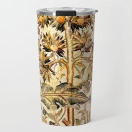 """William Morris """"Quince Tree"""" Travel Mug"""