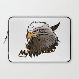 Ave Alguila Calva Laptop Sleeve
