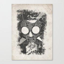 DarkMatter | TABVLA XI Canvas Print