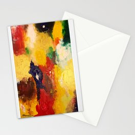 Waterfall of dreams  Stationery Cards
